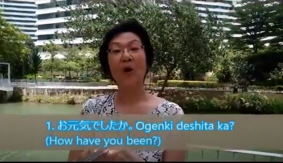 "#25 Always saying ""Ogenki desuka?""Learn more ways!「お元気ですか」ばかりでない挨拶"