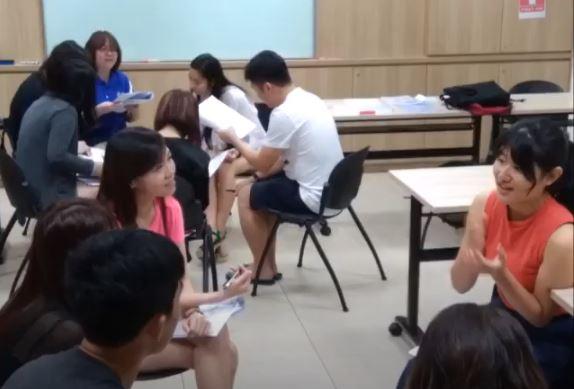 #35 Moments in Japanese Class 日本語クラスの風景
