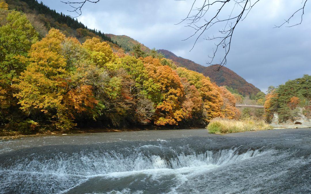 SPECIAL POST: 3 DAYS IN GUNMA MINAKAMI-AUTUMN IN A RUSTIC VILLAGE 群馬水上3日間の旅「秋の山里と利根川上流」